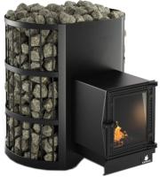 Печь-каменка Kronos Колизей 24 ВСЧ (с чугунной топкой) -