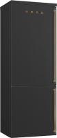 Холодильник с морозильником Smeg FA8005LAO5 -