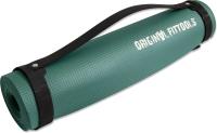 Коврик для йоги и фитнеса Original FitTools Sati FT-MPM6GN (зеленый) -