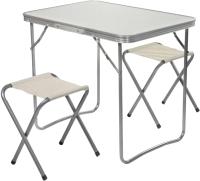 Комплект складной мебели Тутси M09509/5070 (серый) -