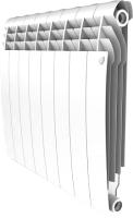 Радиатор биметаллический Royal Thermo BiLiner 500 Bianco Traffico (8 секций) -