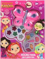 Набор детской декоративной косметики Милая Леди Сказочный патруль: тени для век / 10227D-SP -