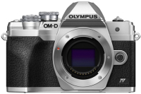 Беззеркальный фотоаппарат Olympus E-M10 Mark IV Kit 14-150mm (серебристый/черный) -