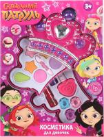 Набор детской декоративной косметики Милая Леди Сказочный патруль: тени, лак, помада / 10501D-SP -