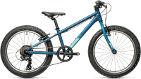 Детский велосипед Cube Acid 200 2021 (голубой) -