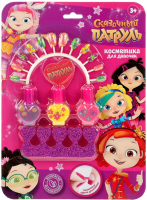 Набор детской декоративной косметики Милая Леди Сказочный патруль: набор для маникюра / B1710923-R-SP -