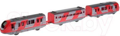 Фото - Железная дорога игрушечная Играем вместе 1512B236-R1 железные дороги играем вместе железная дорога 308 см