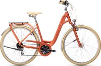Велосипед Cube Ella Ride Easy Entry 45см 2021 (красный/серый) -