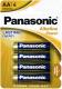 Комплект батареек Panasonic Alkaline Power LR6/4BL (4шт) -