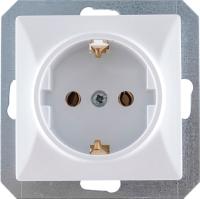 Розетка TIMEX Opal OPBL-GPT17 (белый) -