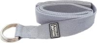 Ремень для йоги Original FitTools FT-YSTP-GREY (243см, серый) -