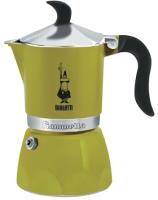 Гейзерная кофеварка Bialetti Fiametta Green 21010/2 (7133) -