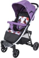 Детская прогулочная коляска Tomix Bliss HP-706 / 928444 (фиолетовый) -