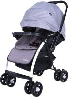 Детская прогулочная коляска Tomix Carri HP-712ZG / 928446 (серый) -