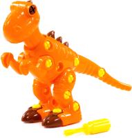 Конструктор Полесье Тираннозавр / 77158 (40эл) -