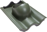 Проходка кровельная Vilpe Tiili 110-160мм RR11 / 74019 (зеленый) -