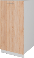 Шкаф под мойку Артём-Мебель СН-114.20 (500) (дуб санома/серый) -