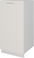 Шкаф под мойку Артём-Мебель СН-114.20 (500) (сосна/серый) -