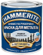 Краска Hammerite Гладкая (2.2л, серебристый) -