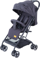 Детская прогулочная коляска Tomix Easy Go HP-709PX / 928452 (черный) -