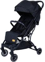 Детская прогулочная коляска Tomix Luna HP-718 / 928454 (черный) -