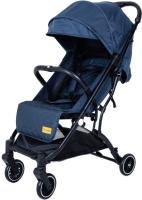 Детская прогулочная коляска Tomix Luna HP-718 / 928455 (синий) -