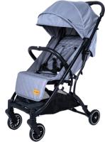 Детская прогулочная коляска Tomix Luna HP-718 / 928456 (серый) -