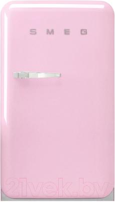 Холодильник с морозильником Smeg FAB10RPK5