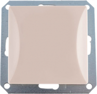 Выключатель TIMEX Opal OPBE-WP1-S (бежевый) -