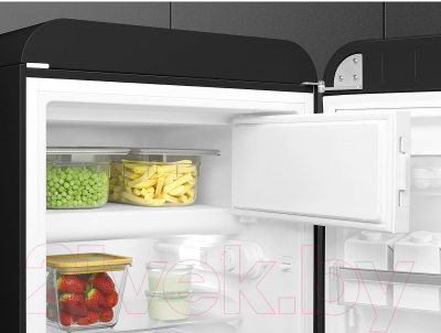 Холодильник с морозильником Smeg FAB10RBL5