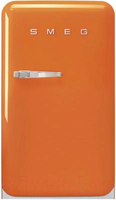 Холодильник с морозильником Smeg FAB10ROR5