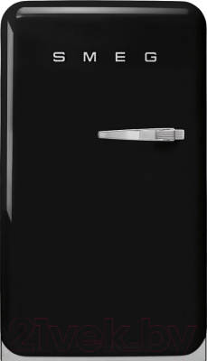 Холодильник с морозильником Smeg FAB10LBL5