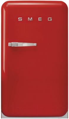 Холодильник с морозильником Smeg FAB10RRD5