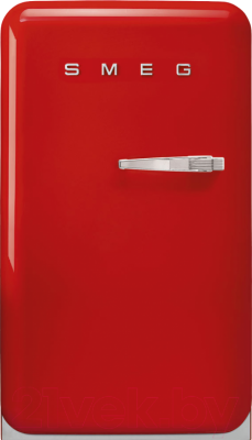 Холодильник с морозильником Smeg FAB10LRD5