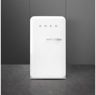 Холодильник с морозильником Smeg FAB10LWH5
