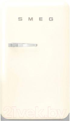Холодильник с морозильником Smeg FAB10RCR5