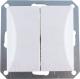 Выключатель TIMEX Opal OPBL-WP52 (белый) -