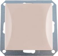 Выключатель TIMEX Opal OPBE-WP5-S (бежевый) -