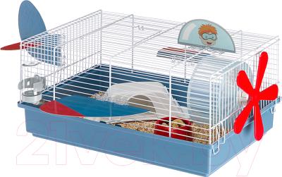 Клетка для грызунов Ferplast Criceti 9 Plane / 57000070