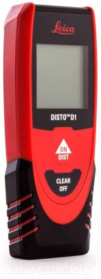 Лазерный дальномер Leica Disto D1 (843418)