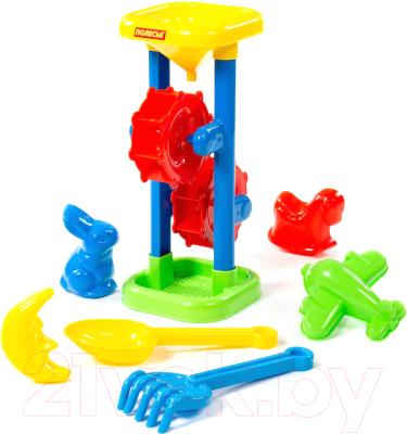 Набор игрушек для песочницы Полесье №282 / 35103