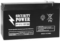 Батарея для ИБП Security Power SP 12-7.2 F2 (12V/7.2Ah) -