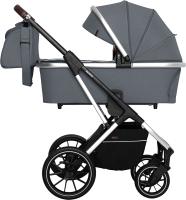 Детская универсальная коляска Carrello Aurora 2 в 1 / CRL-6505 (Iron Grey) -