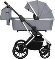 Детская универсальная коляска Carrello Aurora 2 в 1 / CRL-6505 (Silver Grey) -