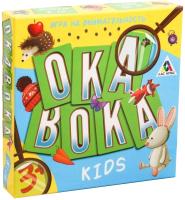 Настольная игра Лас Играс Окавока Kids / 2985182 -