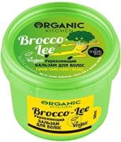 Бальзам для волос Organic Kitchen Укрепляющий. Brocco-lee (100мл) -