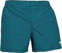 Шорты для плавания Speedo Vintage Leisure 14 Watershort / 8-12435 F405 (L, синий/зеленый) -