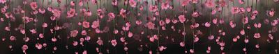 Скиналь БилдингЛайт Висящие сады (ПВХ, 2000x600x1.3)