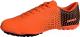 Бутсы футбольные Novus NSB-22 TURF (оранжевый/черный, р-р 32) -