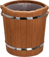 Ведро деревянное Банные Штучки Таежное / 31064 -